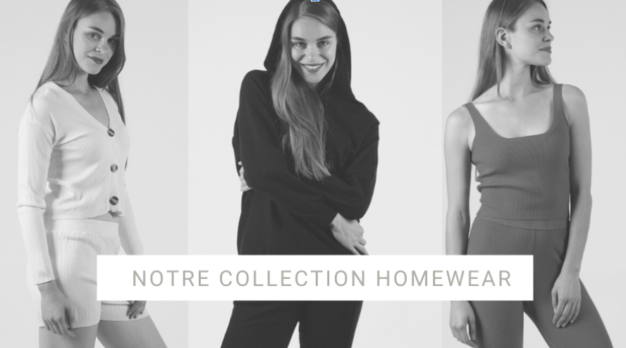 collection homewear
